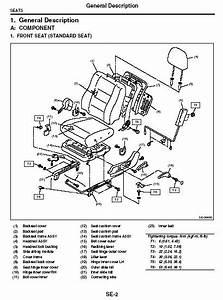 Subaru Forester Service Manual  2007