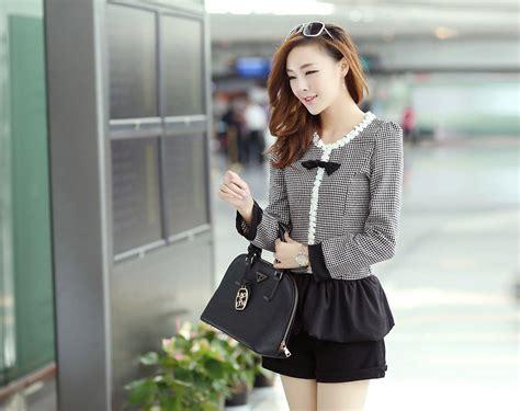 blouse wanita model korea terbaru model terbaru jual