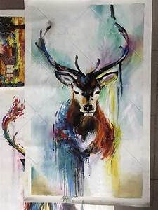 Best Selling Handmade Items Colorful Abstract Paintings ...