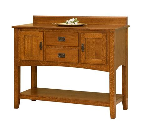 Amish Sideboard by Mission Side Board From Dutchcrafters Amish Furniture
