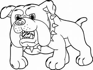 86+ [ Cartoon Puppy Dog Coloring Page ] - Cartoon Dog ...