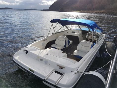 Boat Canopy Gumtree by Bayliner 175 Bowrider Speedboat Canopy Wakeboard Tower