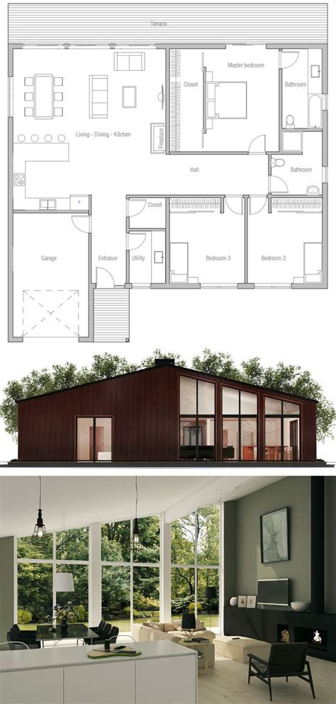 construction de maison moderne best 25 plan construction maison ideas on plan construction maison moderne plain
