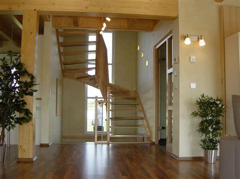 Für Treppenaufgang by Treppenaufgang Stairs Musterhaus Vision Fertighaus