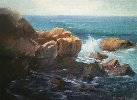 passionate seascapes view outdoorpainter