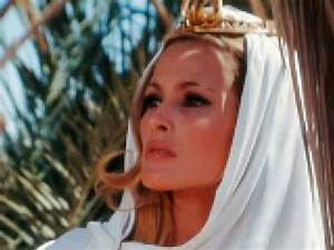 Ursula Andress - YouTube
