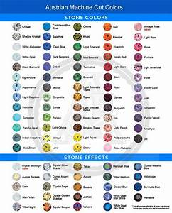 Pony Bead Color Chart