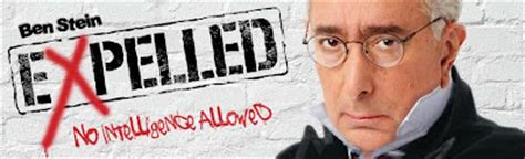 """Sharpelbowsnet """"expelled No Intelligence Allowed"""