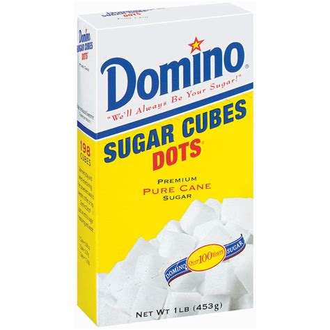Domino Dots Sugar Cubes | Sugar Cane Cubes | Coffee ...