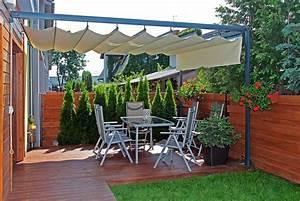 Terrassenüberdachung Alu Mit Beschattung : moderne terrassen berdachung 60 verschiedene ideen ~ Whattoseeinmadrid.com Haus und Dekorationen
