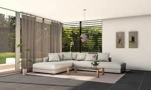 Wandfarbe Zu Grauem Sofa : wohnzimmer einrichten in grau wei ~ Bigdaddyawards.com Haus und Dekorationen