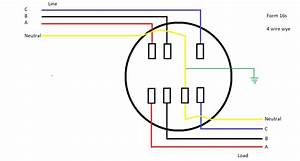 Form 16s Meter Wiring Diagram