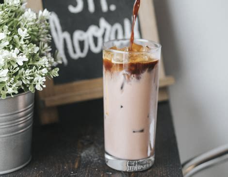 Proudly sourcing ingredients from these fine makers. Best of Cleveland 2017: Iced Chocolate Latte