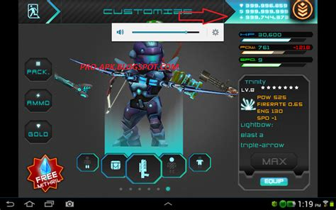 Star Warfare Alien Invasion Hd Apk + Data