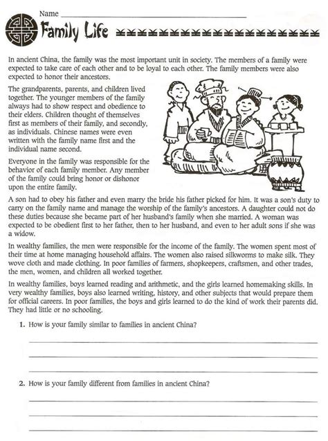 grade worksheet  social studies social
