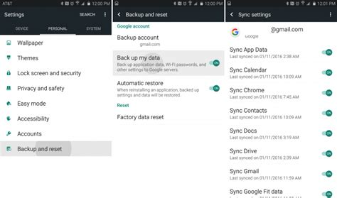 how to backup everything on android how to backup android in 5 easy steps