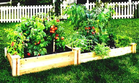 Easy Patio Vegetable Garden
