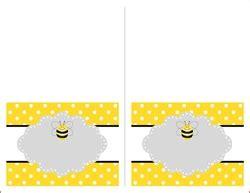 bumblebee birthday party   printables