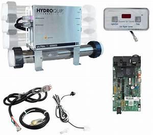 Hydro Quip By Balboa Lite Leader Control System Cs7109b
