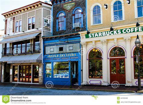 thames street newport ri editorial photography image