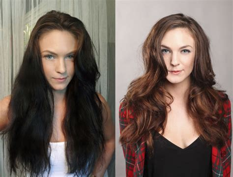 vitamin c hair color remover color correction how to removing years of black box color