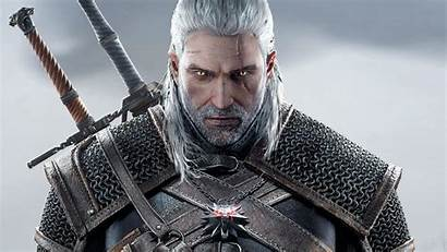 Geralt Witcher Rivia Character Main Soulcalibur Likely