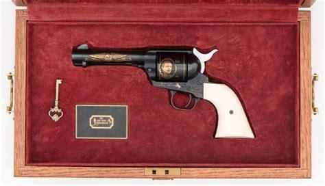 wayne commemorative colt single army revolver