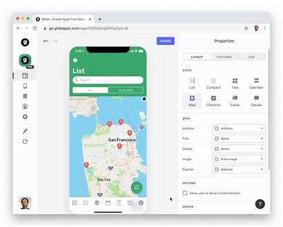 Map Layout Themselves Enable Users Button Location