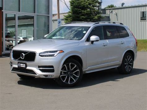pre owned auto specials volvo cars  brunswick serving