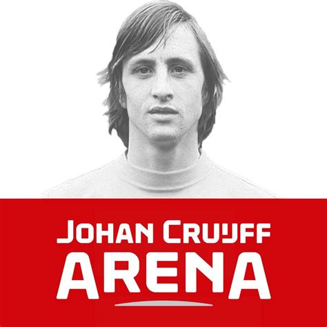 "A video about one of the greatest football players ever; Johan Cruijff Arena on Twitter: ""Wat vind jij van het ..."