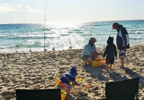 top  family friendly fishing spots  margaret river