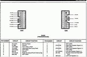 2001 Ford Taurus Stereo Wiring Diagram Collection