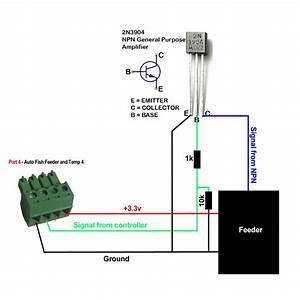 Alternative Autofeeder Wiring