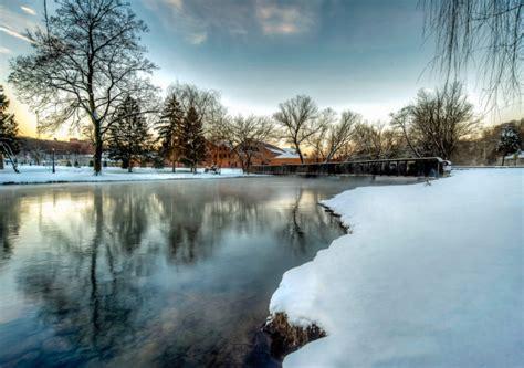 places  pennsylvania   beautiful   winter