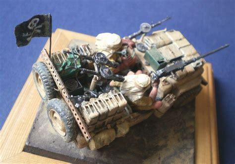 German sentry box and road block diorama. Pin em Dioramas