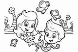 Guppies Bubble Coloring Printable Colouring Cartoon Gil Sheets Bubakids Oona Characters Everfreecoloring Adult Fish Moly Col Wikia sketch template