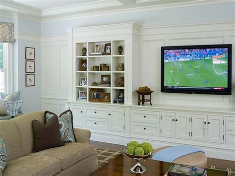 Wall Cabinets Living Room - living room tv wall units for living room with white