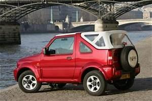 4x4 Suzuki Jimny Occasion : fiche technique suzuki jimny cabriolet 1 3 vvt jlx l 39 ~ Medecine-chirurgie-esthetiques.com Avis de Voitures
