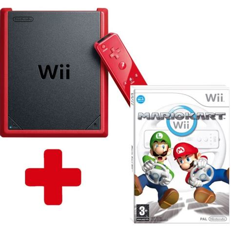 Nintendo Wii Mini Console by Wii Mini Console Mario Kart Wii Nintendo Official Uk Store
