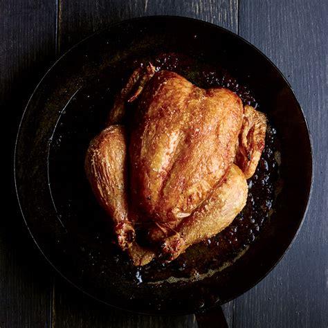 As delicious as ethiopians normally taste. Best-Ever Roast Chicken Recipe - Hugh Acheson | Food & Wine