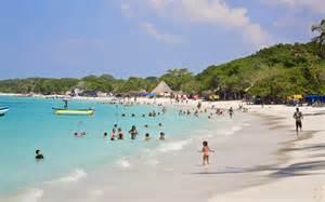 Rosario Islands Cartagena Colombia