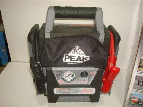 Peak Pkcobj Jump Starter 450 Amp Battery Jump Start