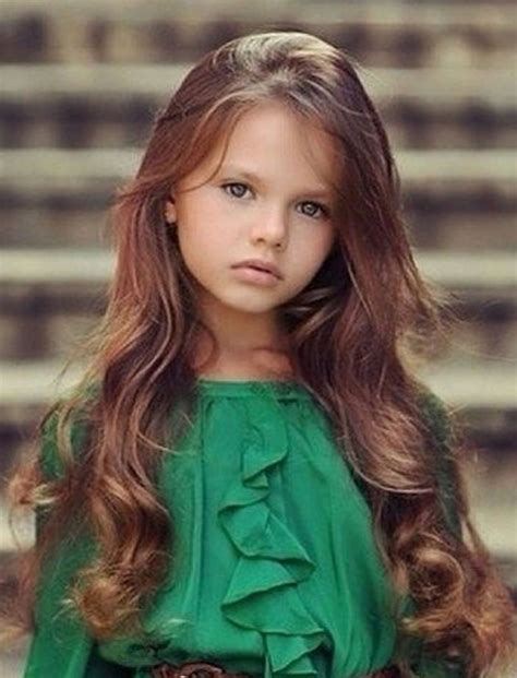 cute hairstyles   girls mothers