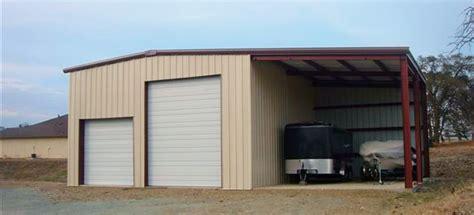 Metal Garage Buildings by Metal Garages 18 Steel Garage Kits For Sale General Steel