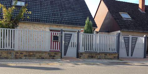 re fer forge moderne portail moderne portails