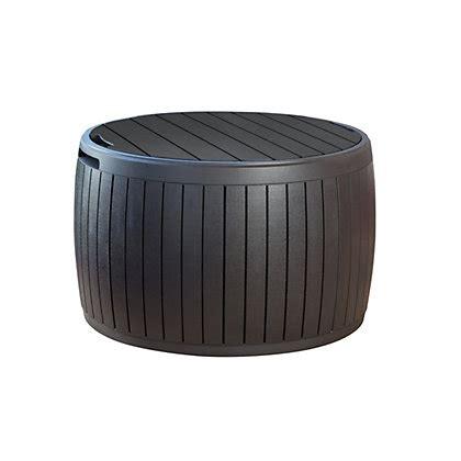 Keter Woodland Storage Box by Keter Circa Wood Effect Storage Box