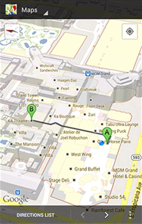 gps indoor maps are here never get lost in a mall or