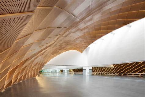 Opernhaus In Harbin by Harbin Opera House By Mad Architects Yellowtrace
