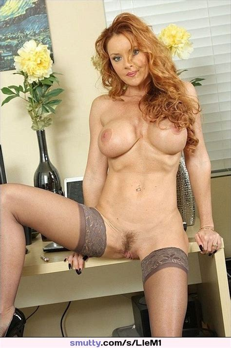 Awesome Redhead Milf With Huge Boobs Boobs Redhead Nude Tits Milf Mom Naked