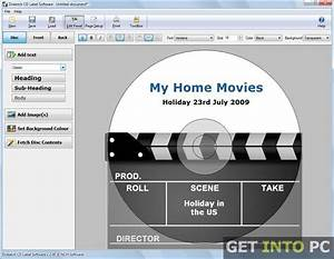 Cd label maker free download for Free cd label software